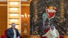 Bahrain recommits to two-state solution despite push for Israel deal
