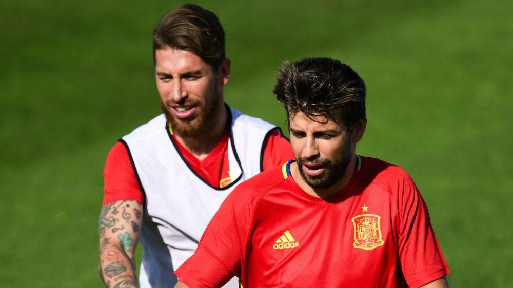 """Sergio Ramos: """"Piqué, cuando ataca al Real Madrid, salpica al resto"""""""