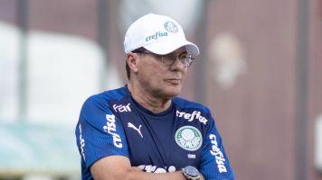 Luxa está decepcionado com diretoria do Palmeiras