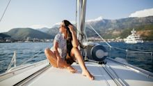 Worried about the sustainability of flying? Go sailing instead