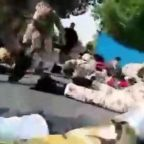 Dozens killed in Iran after shots ring out during military parade