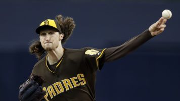 This Padres pitcher deserves your attention