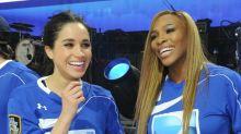 Serena Williams' surprising advice for best friend Meghan Markle