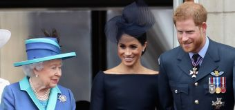 Queen's 'ruthless' Meghan and Harry move