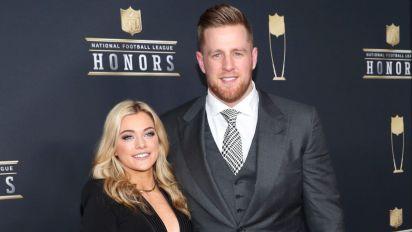 NFL Star J.J. Watt Is Engaged to Soccer Pro Kealia Ohai