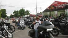 Bikers descend on Sturgis rally with few signs of pandemic