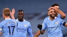 Riyad Mahrez hat-trick helps Man City thrash Burnley to kick-start attack