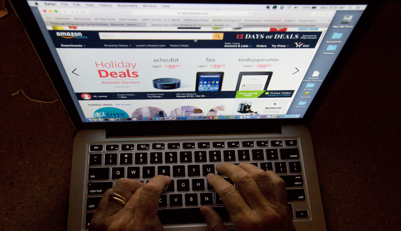 Inside the vicious battle to show up on top of Amazon search