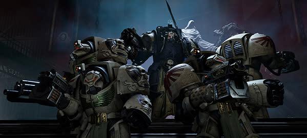 Space Hulk: Deathwing screenshots make ugly look good