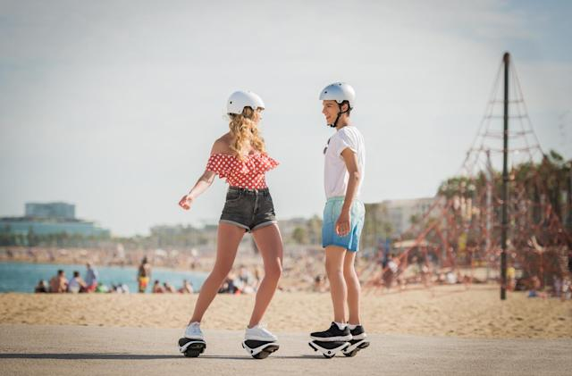 Segway's new e-skates are probably a terrible idea
