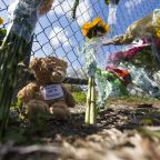 The Latest: Shooting survivors focus anger at Trump, tweets