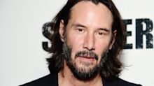 Keanu Reeves has written his very own comic-book 'BRZRKR'