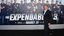 Arnold Schwarzenegger's Love Child Looks All Grown Up While Attending Premiere Of Expendables 3