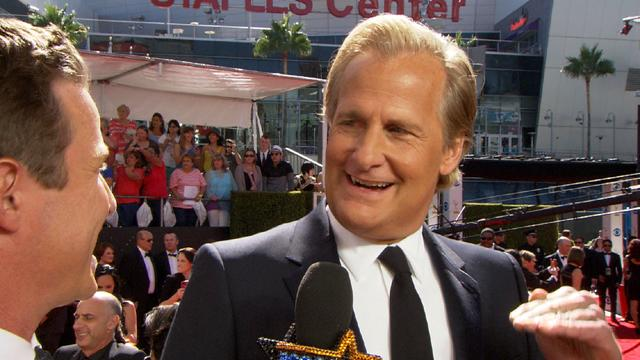 Emmys 2013: Jeff Daniels Switches Intellectual Gears From 'The Newsroom' To 'Dumb And Dumber To'