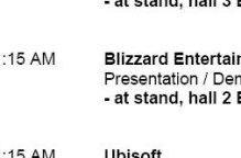 Will Diablo 3 be announced at GC 2007?