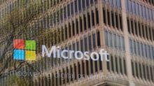 Microsoft Stock Falls 5%