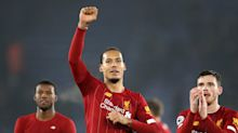 Van Dijk leads Liverpool-dominated PFA Player of the Year list