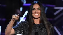 Demi Moore Appears as Surprise Guest at Bruce Willis' Comedy Central Roast