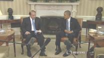 """Obama says U.S and Pakistan have strong """"people to people"""" connections"""