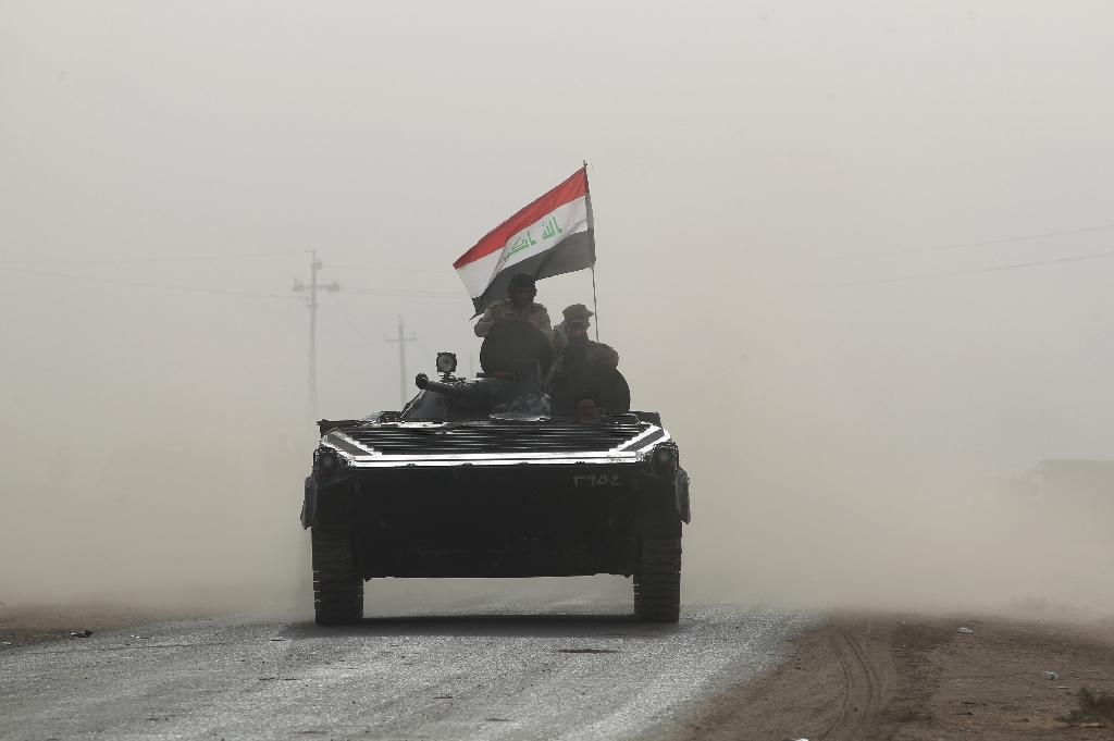 Despite losing Mosul, the capital of its self-declared caliphate, in July, the IS group has continued to launch attacks in areas retaken by Iraqi forces