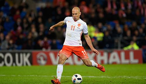 International: Arjen Robben als einziger Bundesliga-Profi in Elftal-Kader