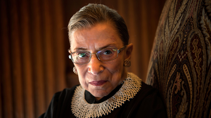 Ruth Bader Ginsburg's death roils Washington