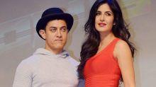 Aamir Khan confirms Katrina Kaif as the last 'Thug' of Hindostan