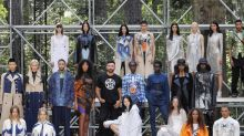 Riccardo Tisci embraces outdoors for Burberry's whimsical ready-to-wear collection