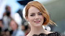 Emma Stone is already wearing H&M's newest collaboration
