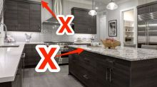 Interior designers reveal the 11 things that will ruin the look of your kitchen