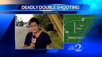 2 dead after double shooting in Orange County