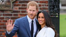 Royal wedding security scare after police intercept 'anthrax' hoax package sent to Meghan Markle