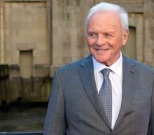 Sir Anthony Hopkins becomes oldest recipient of best actor Bafta