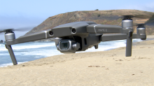 DJI's Mavic 2 drone can avoid obstacles in all directions