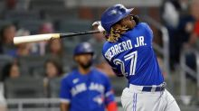 Guerrero homers, Blue Jays rally past indecisive Braves 5-3