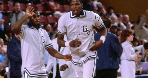 Basket - NCAA - Patrick Ewing coach de Georgetown