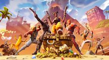 Fortnite's response to 'Apex Legends' is lava and pirates