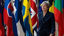 Theresa May 'confident' of getting Brexit deal despite EU concerns over Cabinet split
