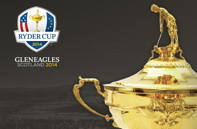 The official Ryder Cup 2014 app delivers live video coverage
