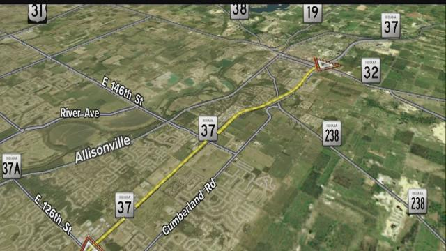 Long-range plan for SR 37 In Hamilton County could mean more roundabouts to ease traffic congestion