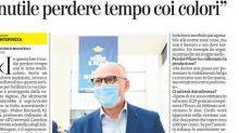 """Ricciardi: """"Serve un lockdown nazionale severo di un mese"""""""