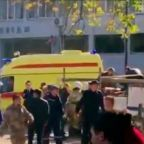 Crimea college attack - live updates: Deadly bombing before gunman 'kills everyone he could find'
