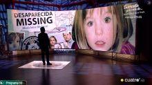 'Cuarto Milenio' rescata la hipótesis de que la desaparición de Madeleine McCann fue un secuestro por encargo