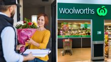 Woolies launches flower delivery ahead of Mother's Day