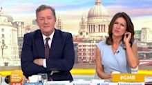 BBC reminds 'GMB's Piers Morgan that 'BBC Breakfast' is 'most watched' as he vows to win ratings battle