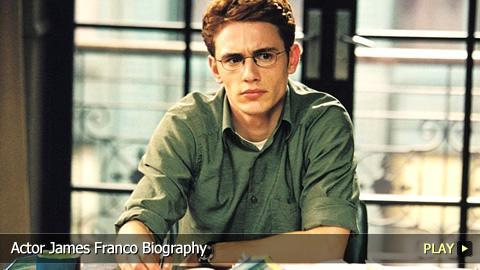 Actor James Franco Biography: From Spider-man to Rise of the Planet of the Apes