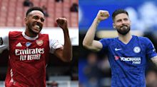 Arsenal-Chelsea : Lacazette et Giroud titulaires en finale de la FA Cup