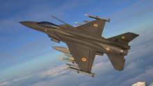 Lockheed Martin unveils all-new fighter jet to woo big potential customer