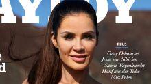 """Janine Pink ziert das neue """"Playboy""""-Cover"""