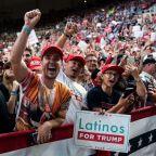 Trump rallies in Colorado amid West Coast campaign swing